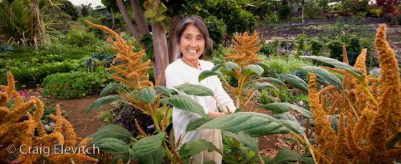 Mayumi Oda at Ginger Hill Farm